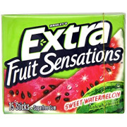 Wrigleys Extra Fruit Sensations Sweet Watermelon