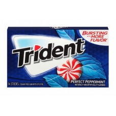 Trident Perfect Peppermint Gum