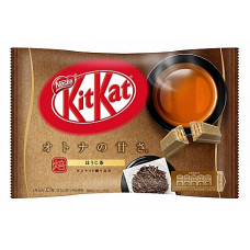 Kit Kat Mini Hojicha Roasted Green Tea