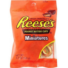 Reese's Peanut Butter Cups Miniatures bag 150g