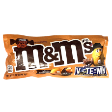 M&M's English Toffee Peanut Chocolate Candies