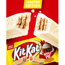 Kit Kat Limited Edition Apple Pie