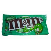 M&Ms Dark Chocolate Mint