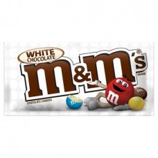 M&M's White Chocolate Candies