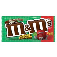 M&M's Crunchy Mint Chocolate Share Bag