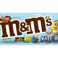 M&M's Thai Coconut Peanut Chocolate Candies