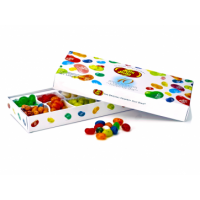 JELLY BELLY JELLY BEAN CANDY Gift Box Present 10 Sour Mix Flavours 125g