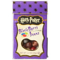 Harry Potter Bertie Bott's Every Flavour Jelly Belly Beans Boxed