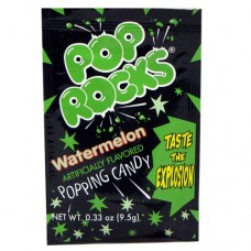 Pop Rocks Watermelon Flavour
