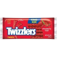 Strawberry Twizzlers (King Size)