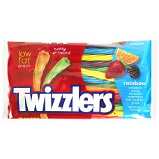 Twizzlers Rainbow Twists Big Bag